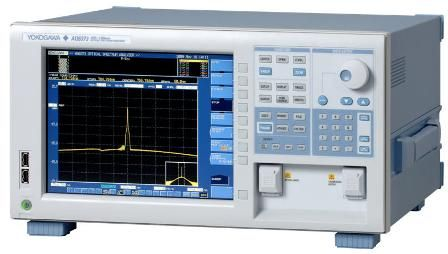 Yokogawa AQ6373 Optical Spectrum Analyzer