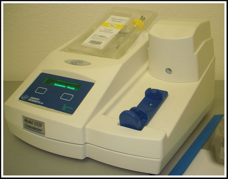 Osmometer Advanced Instruments 3320 w WARRANTY