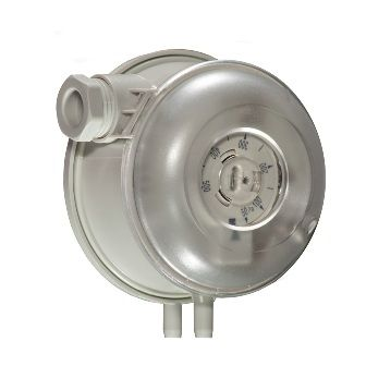 Sensocon 104 Low-Cost Differential Pressure Switch