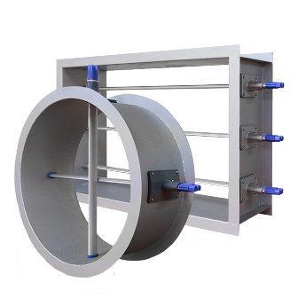 Sensocon Series JFM-S Custom Airflow Measuring Stations