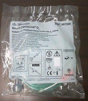 Oridion 007269 Microstream Smart CapnoLine O2, Pediatric