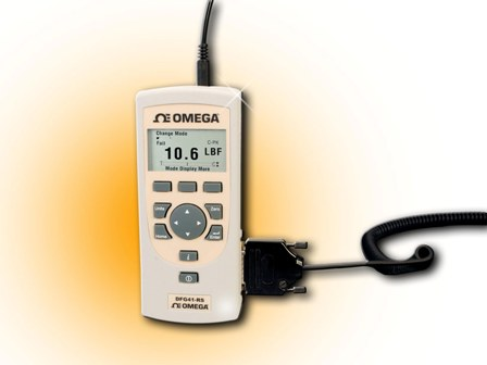 High Accuracy Digital Force Gages from OMEGA