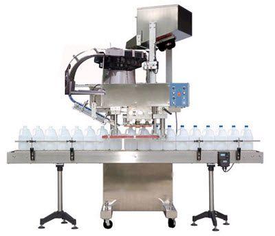 New JDA Automatic Capper Model PROCAP- 2