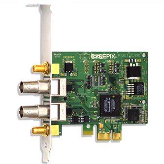 Dual Composite Video PCIe Frame Grabber