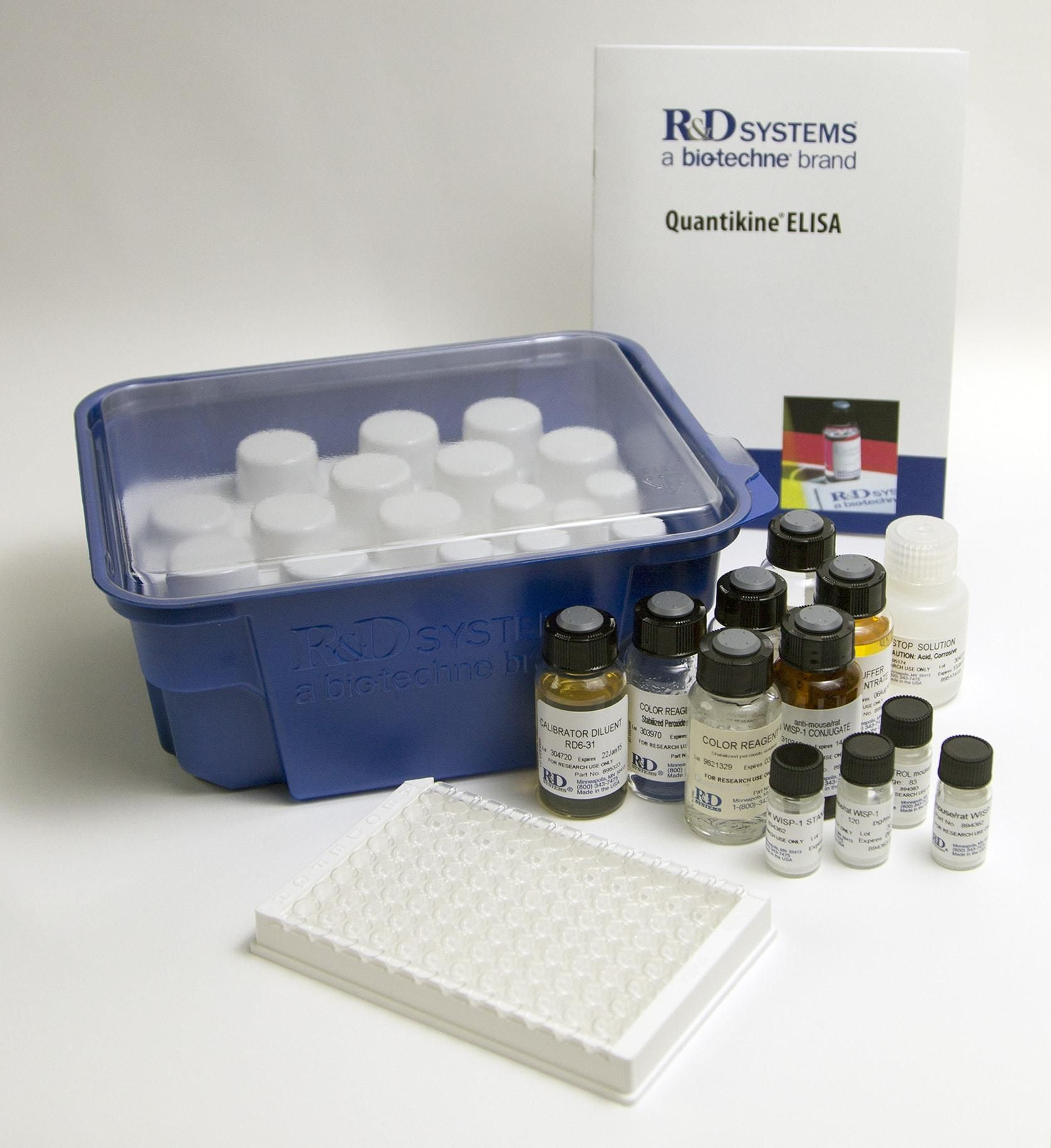 R&D Systems: Human Amyloid beta (aa1-42) Quantikine ELISA Kit