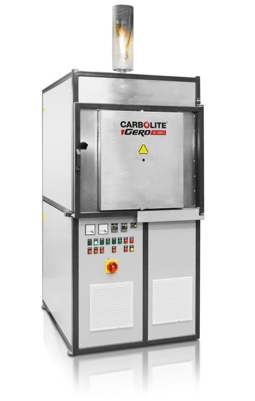 Carbolite Gero High temperature chamber furnace up to 1800C - HTF