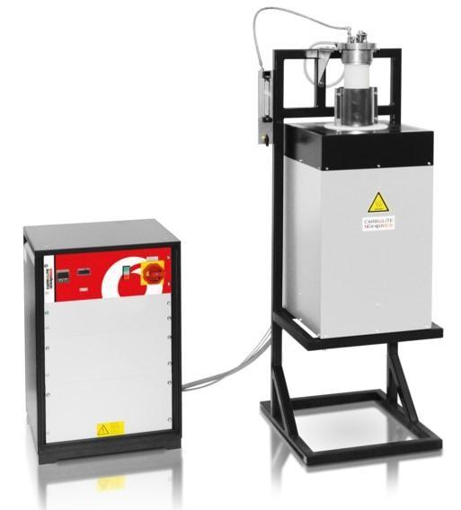 Carbolite Gero High Temperature Vertical Tube Furnace - HTRV