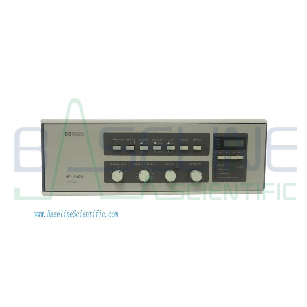 Refurbished HP 1050 1047A Refractive Index Detector RID with ONE YEAR WARRANTY