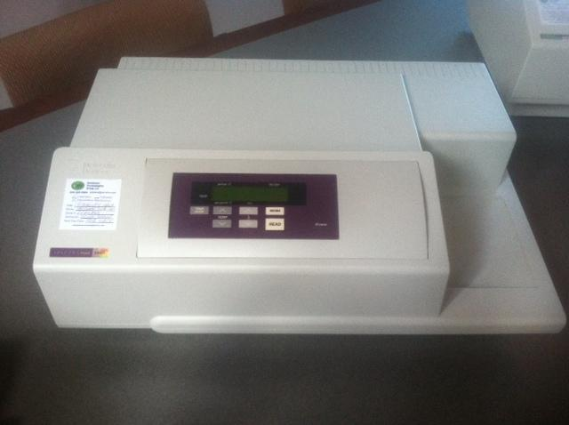 Molecular Devices Microplate Readers, Complete with One Year Warranty (Service Contract Available)