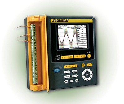 Compact Portable Data Logger by Omega