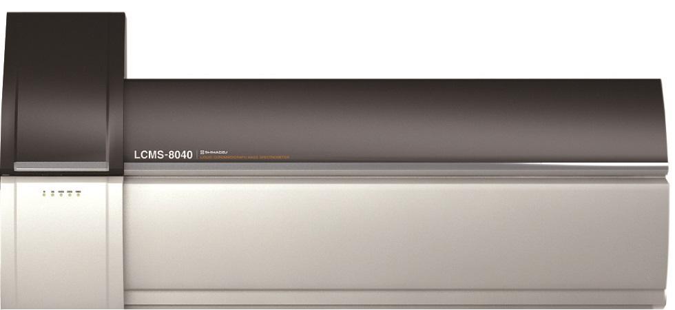 Shimadzu LCMS-8040 with NEXERA UPLC
