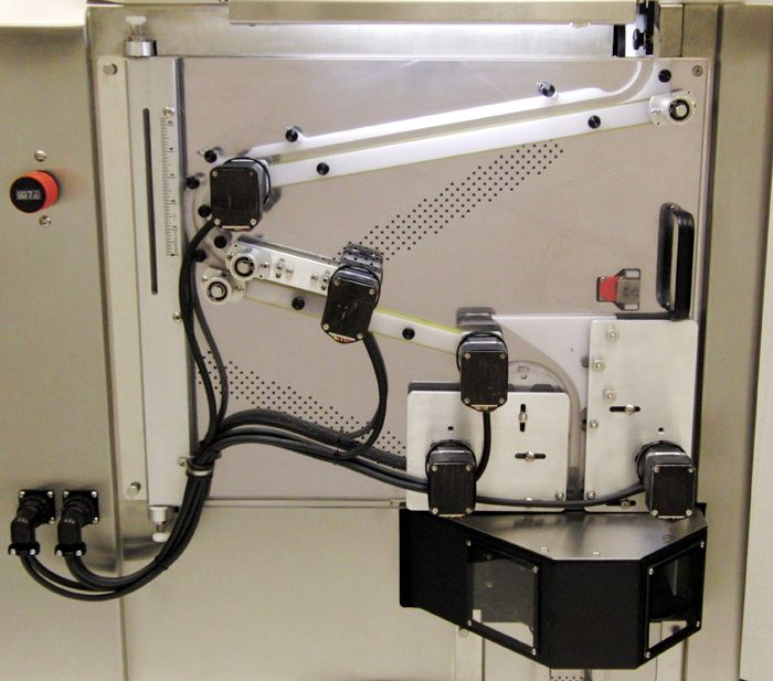 New CapPlus Insight 100 Capsule Inspection System