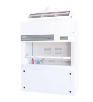 AirClean Systems- AirMax Fume Hood with Wet Fume Scrubber