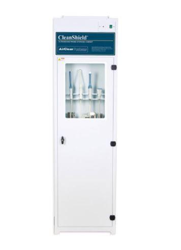 AirClean Systems- CleanShield Ultrasound Storage Cabinet
