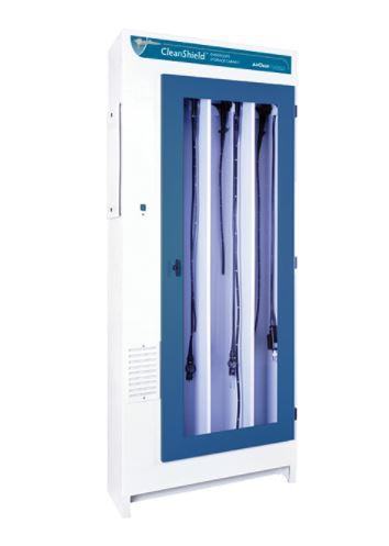 AirClean Systems- CleanShield Endoscope Storage Cabinet