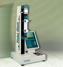 Tinius Olsen Model H1K-S UTM Benchtop Tester