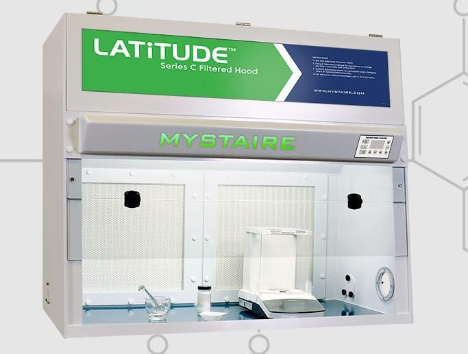 Mystaire- Latitude Series C Filtered Hood