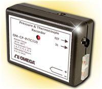 Pressure & Thermocouple Temperature Data Logger