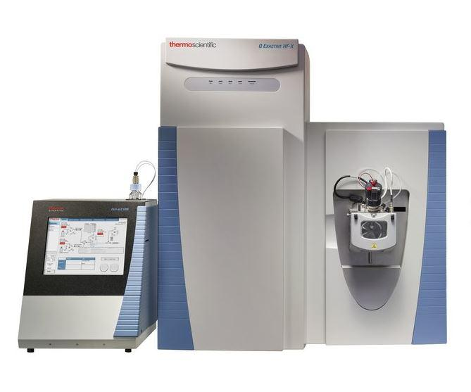 Thermo Fisher Scientific- Q Exactive HF-X Hybrid Quadrupole-Orbitrap Mass Spectrometer