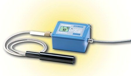 Fast-Response Infrared Fiber Optic Thermometer
