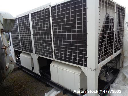 Hitachi RCUG-150AHYZ1 Air Cooled Chillers Used- H Series Air Cooled