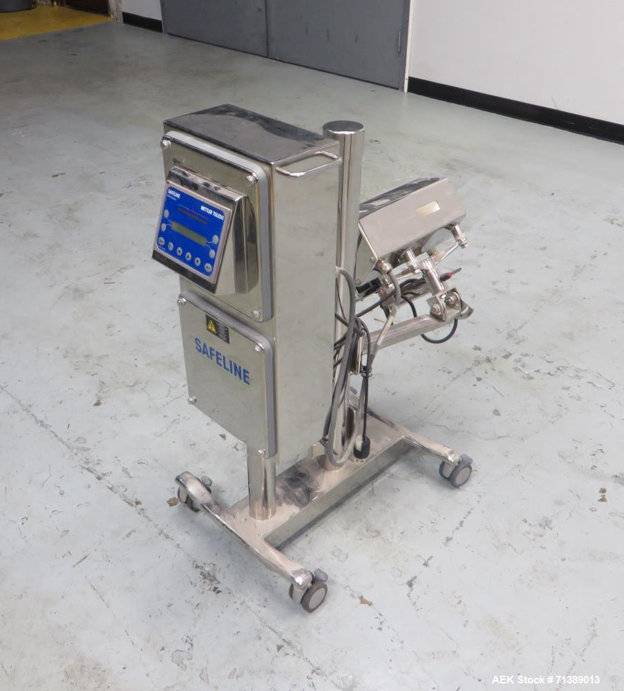 Mettler-Toledo 25 Metal Detectors - Tablet - Capsule Used- Mettler