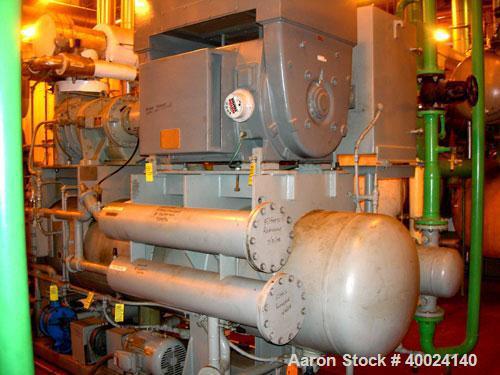 FES 480E Refrigeration Equipment Used- Fes Chiller, Model . Ammonia