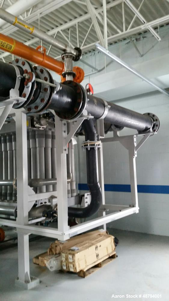 US Filter  Water Treatment Equipment Used- Siemens Evoqua WT M10C