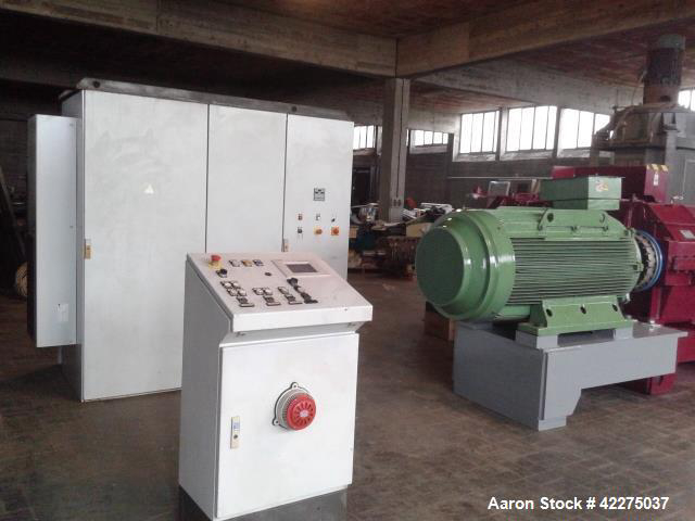 Extruders - Twin Screw CoRotate Used- Twin Screw Waste Material