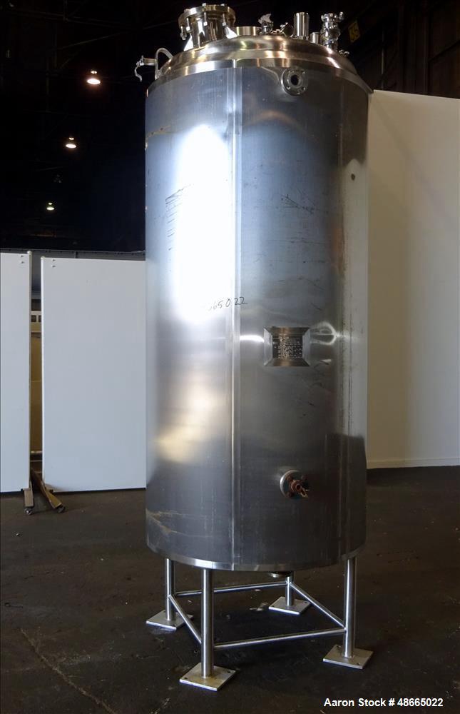 Stainless Steel Reactors Used- Feldmeier Reactor, 316L Stainless