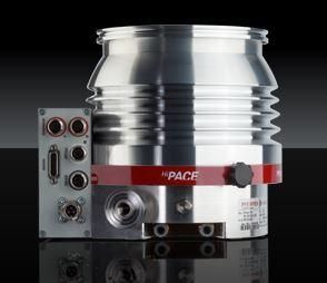 PFEIFFER VACUUM- Turbopumps with hybrid bearing