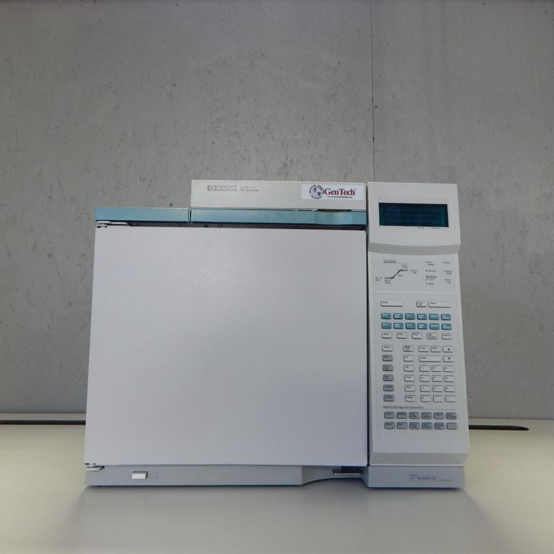 Agilent 6890 GC with TCD and FID - 2 Year Warranty