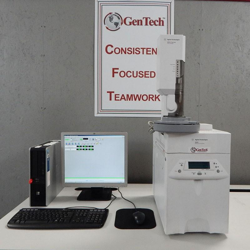 Agilent 6850 GC/FID System with Autosampler - 2 Year Warranty