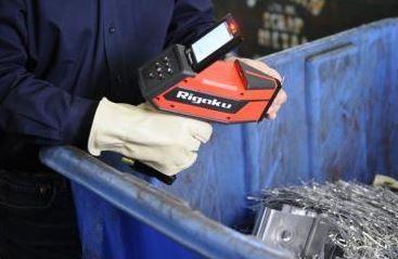 Rigaku KT-100S Handheld LIBS Analyzer