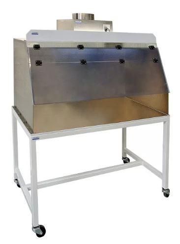"""Cleatech- 24"""" Laboratory Fume Hood Stainless Steel"""