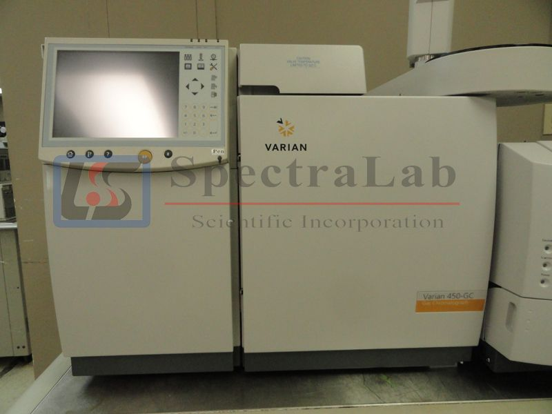 Varian 450 GC/300 MS/MS with 8400 Autosampler