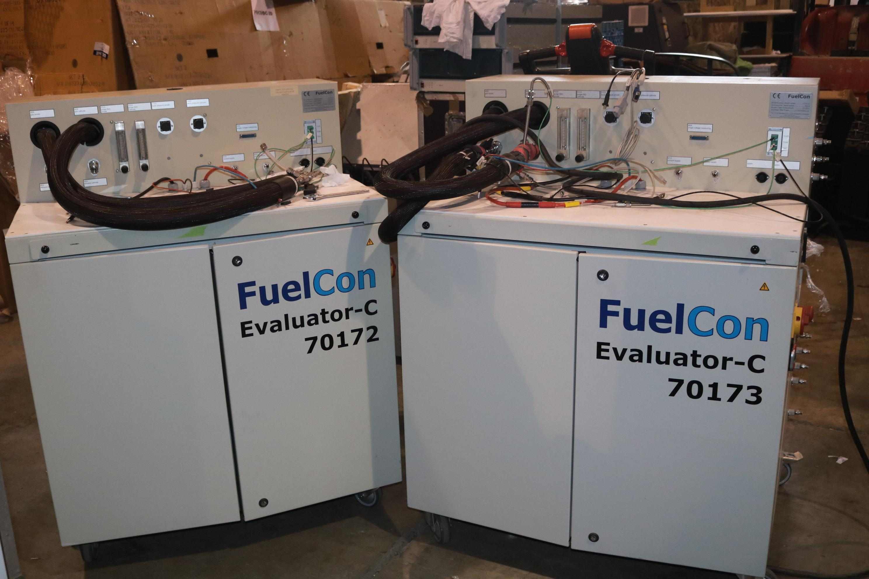 PEM FUEL CELL TEST STATIONS