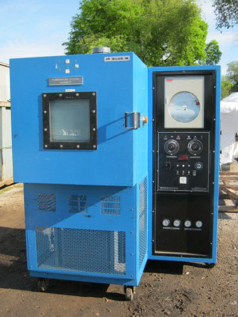 BLUE M THERMAL SHOCK CHAMBER