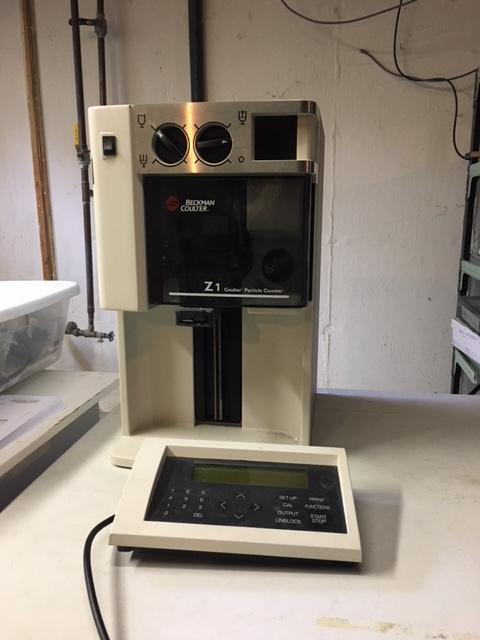 Beckman Coulter Z 1