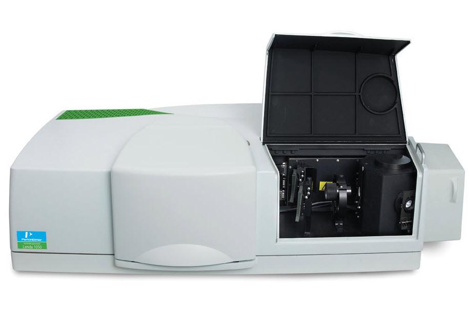 PerkinElmer LAMBDA 650 UV/Vis Spectrophotometer