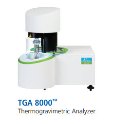 Perkin Elmer TGA 8000 Thermogravimetric Analyzer