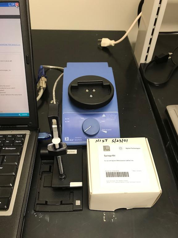 Agilent 2100 Model G2938B Bioanalyzer Complete system-NGS Analysis!