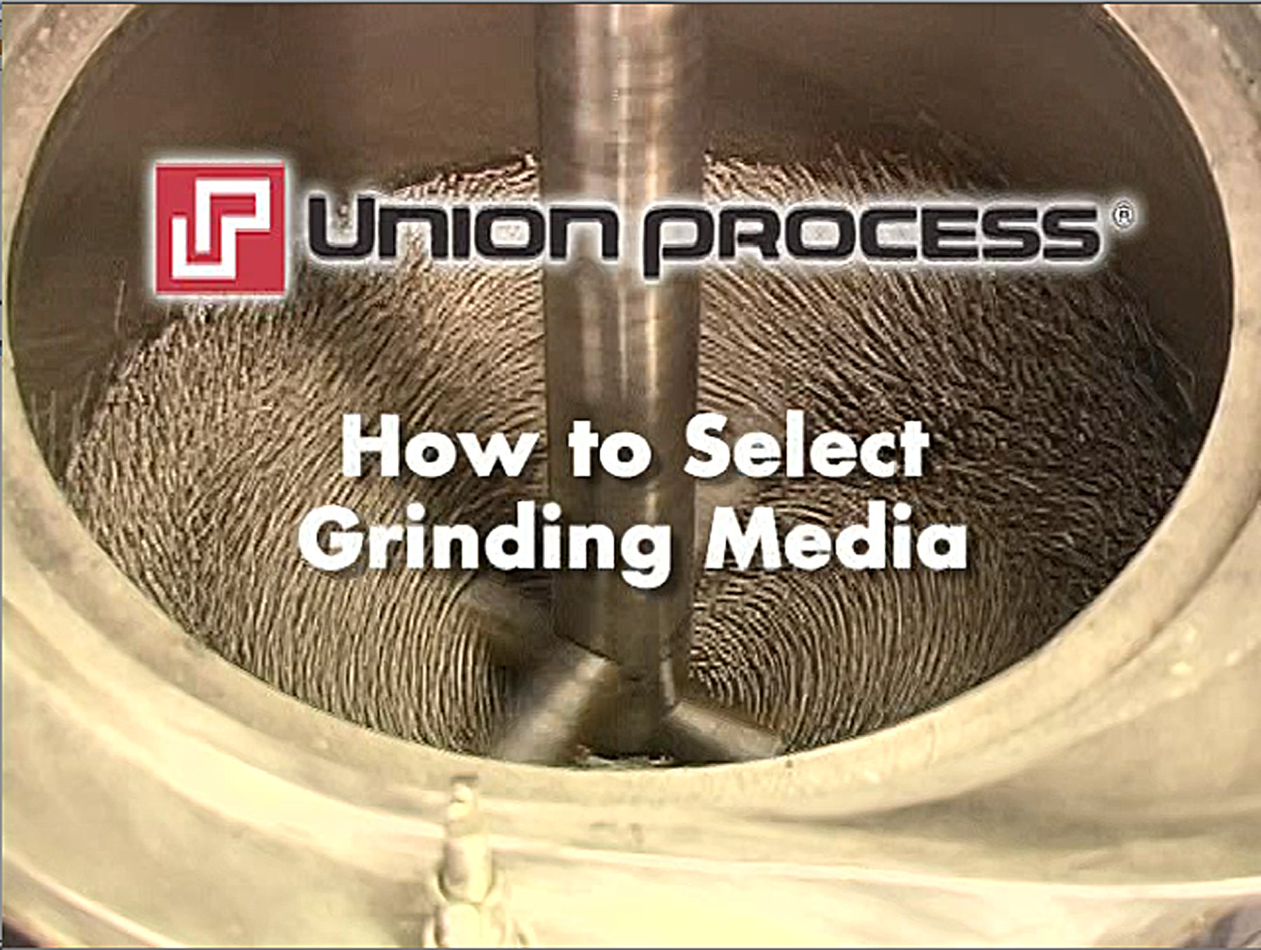 Union Process How to Select Grinding Media Video