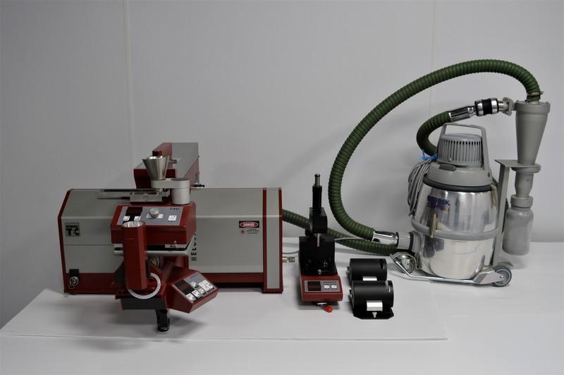 Sympa-TEC OASIS Particle Size Analyzer