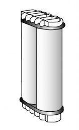 ELGA- DEIONIZATION CARTRIDGE - RO FEED Mk2