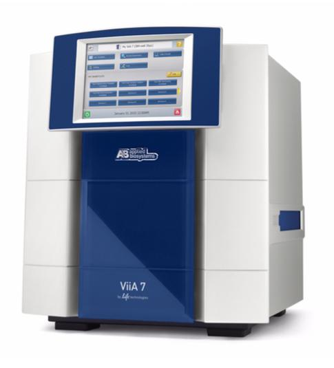 ViiA 7 Real-Time PCR System with 96-Well Block