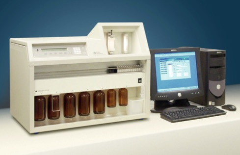 ABI 433A PEPTIDE SYNTHESIZER- SALE