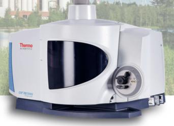 THERMO SCIENTIFIC iCAP 7600 DUO ICP-OES SPECTROMETER