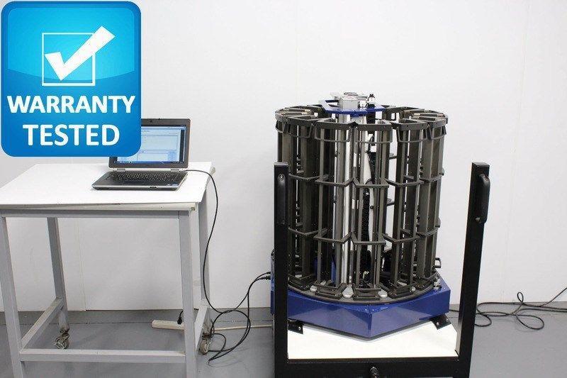 HighRes Bio MicroServe High Density Labware Stacker Carousel