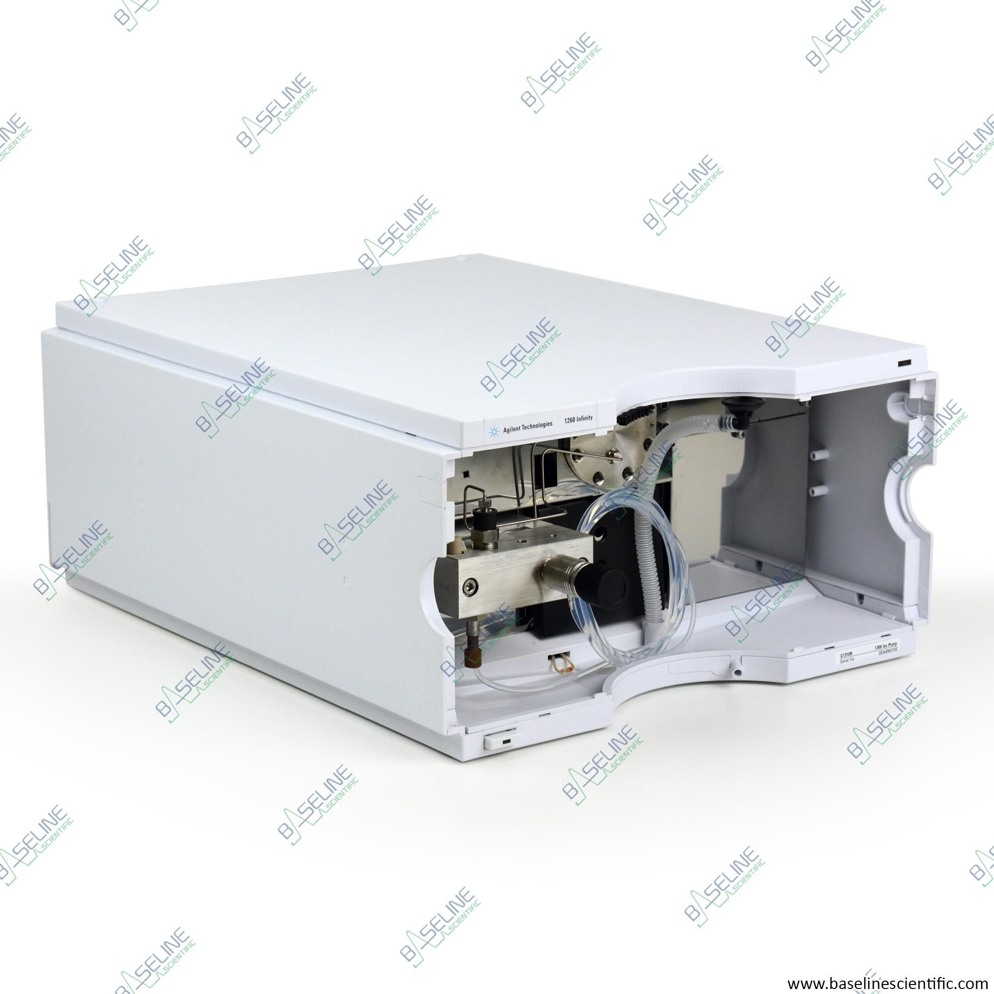 Refurbished Agilent 1260 Series G1310B Isocratic Pump with One Year Warranty